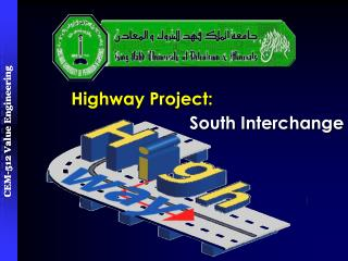 Highway Project: