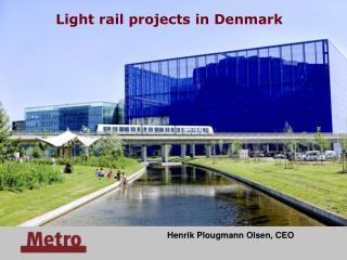 The Copenhagen Metro