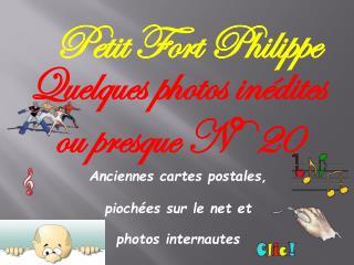 Petit Fort Philippe