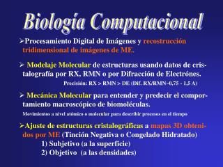 Biología Computacional