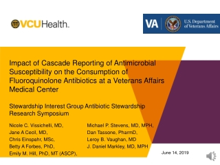 Introduction to Antimicrobial Resistance