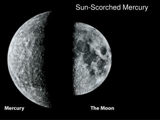 Sun-Scorched Mercury