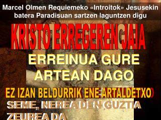 KRISTO ERREGE