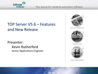 TOP Server V5.6 – Features and New Release