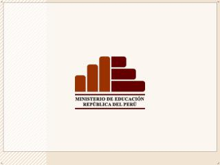 Hoja de Ruta 2004 – 2006 (Plan del MED)