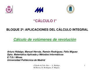 """CÁLCULO I"""