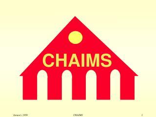 CHAIMS