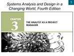 Systems Analysis and Design in a Changing World, Fourth Edition