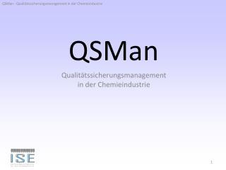 QSMan