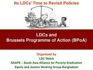 LDCs and Brussels Programme of Action (BPoA)