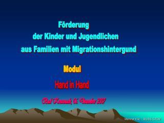 aus Familien mit Migrationshintergund