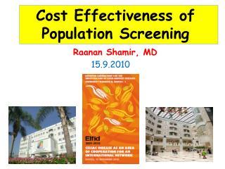 Raanan  Shamir, MD