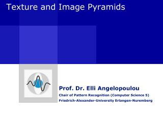 Texture and Image Pyramids