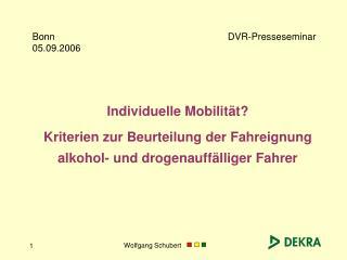 Bonn 05.09.2006