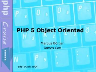 PHP 5 Object Oriented