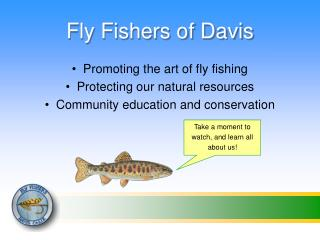 Fly Fishers of Davis