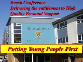 Putting Young People First