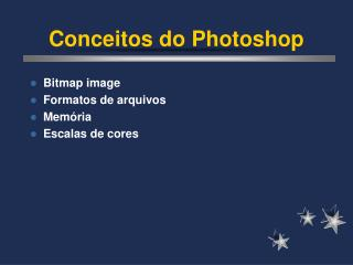 Conceitos do Photoshop