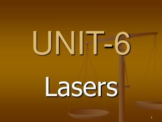 UNIT-6