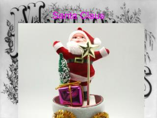 FREE Christmas Gifts-Santa Claus