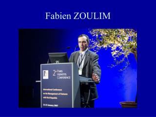 Fabien ZOULIM