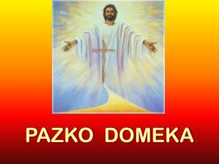 PAZKO  DOMEKA