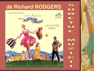 de Richard RODGERS