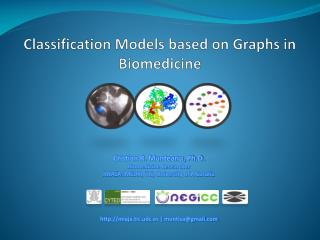 Classification Models based on Graphs in Biomedicine