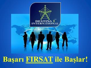 Başarı  FIRSAT  ile Başlar!
