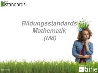 Bildungsstandards  Mathematik  (M8)