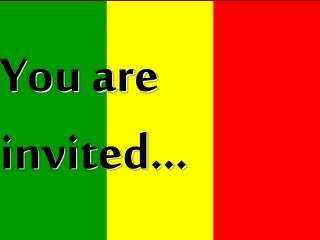 You are invited…