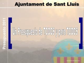 Ajuntament de Sant Llu�s
