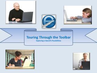 Touring Through the Toolbar Exploring e-Sword's Possibilities