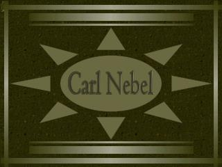 Carl Nebel