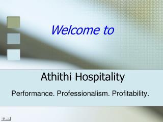 Athithi Hospitality