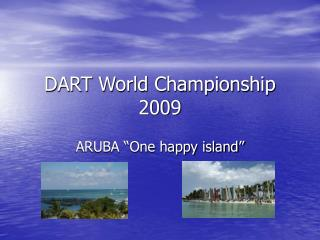DART World Championship 2009