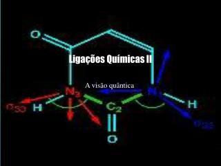 Ligações Químicas II
