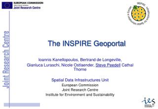 The INSPIRE Geoportal