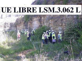 UE LIBRE LSM.3.062 L