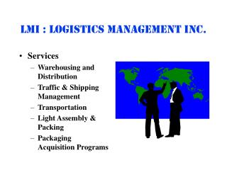 Lmi : Logistics Management inc.