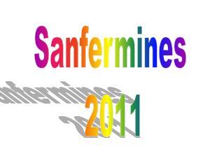 Sanfermines  2011