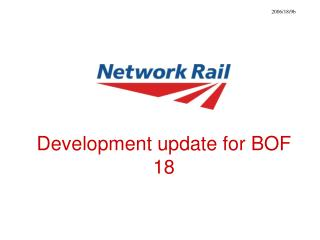 Development update for BOF 18
