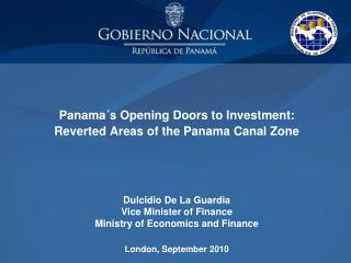 Why are Multinational Companies driven to Panama?