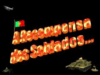 - Soldado Mendes, onde estão os teus tomates? - Em Moçambique   meu sargento!