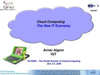 Avner Algom IGT