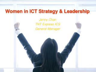 Women in ICT Strategy & Leadership