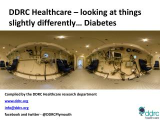 Compiled by the DDRC Healthcare research department ddrc info@ddrc
