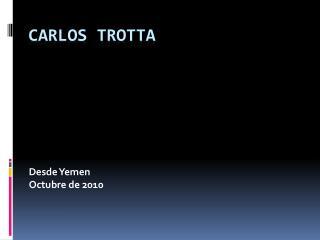 Carlos Trotta