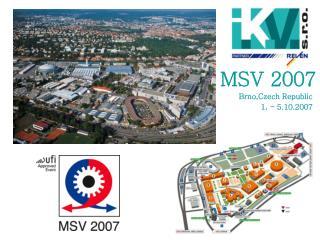 MSV 2007
