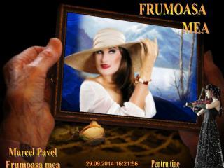 Marcel Pavel Frumoasa mea